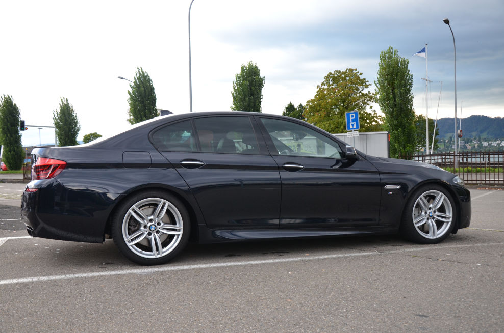 2010 2011 Bmw 5 Series Forum F10 View Single Post Lowering A 520d With Edc Help