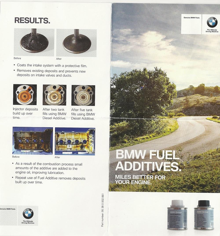 bmw fuel additives. Black Bedroom Furniture Sets. Home Design Ideas