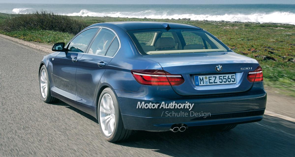 Bmw M5 2011. Preview: 2010 BMW M5 - 2010
