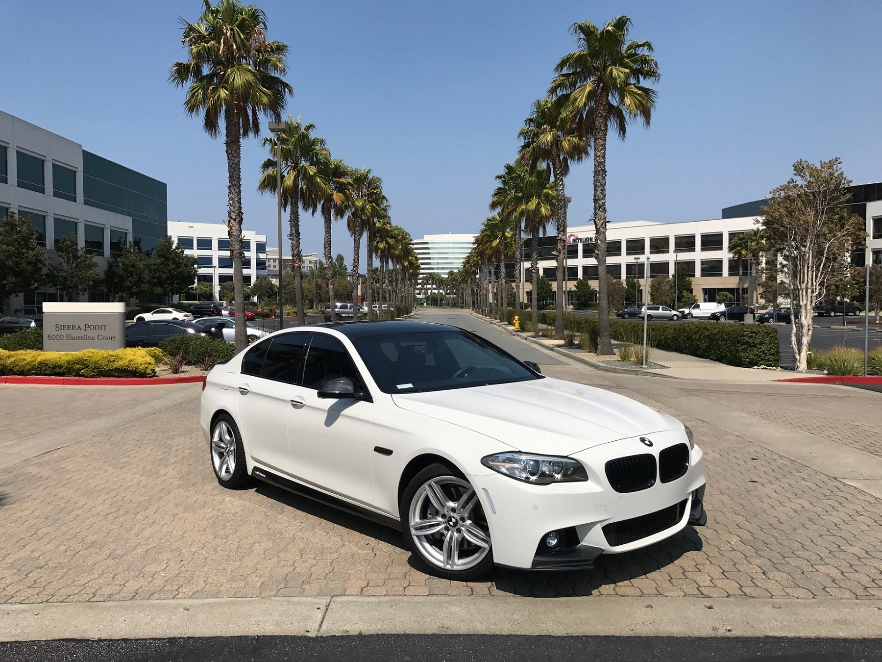 2014 BMW 535i with M Sport Package