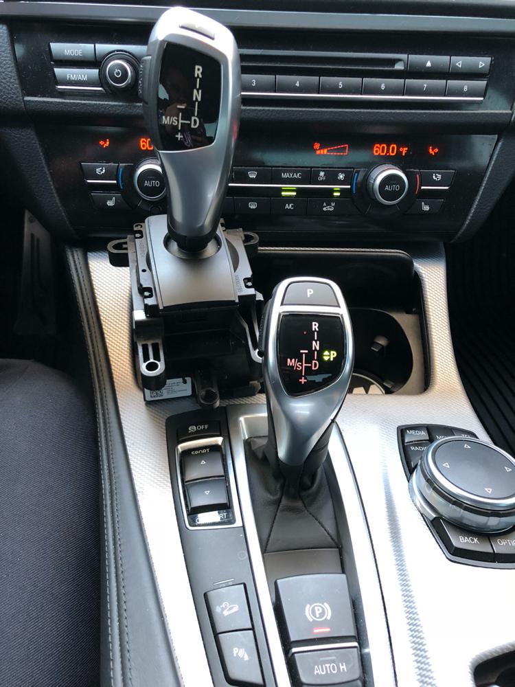 SAT gear shifter swap on 2015 535 m sport - 2010 2011 BMW 5 Series ...
