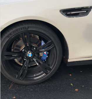 M5 Style Caliper Covers 2010 2011 Bmw 5 Series Forum F10