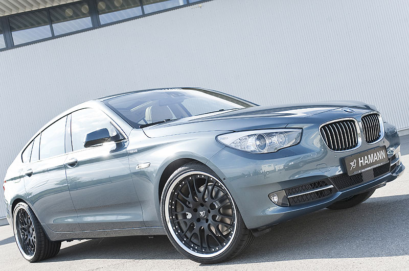 You Knew It Was Coming Hamann 5 Series Gt
