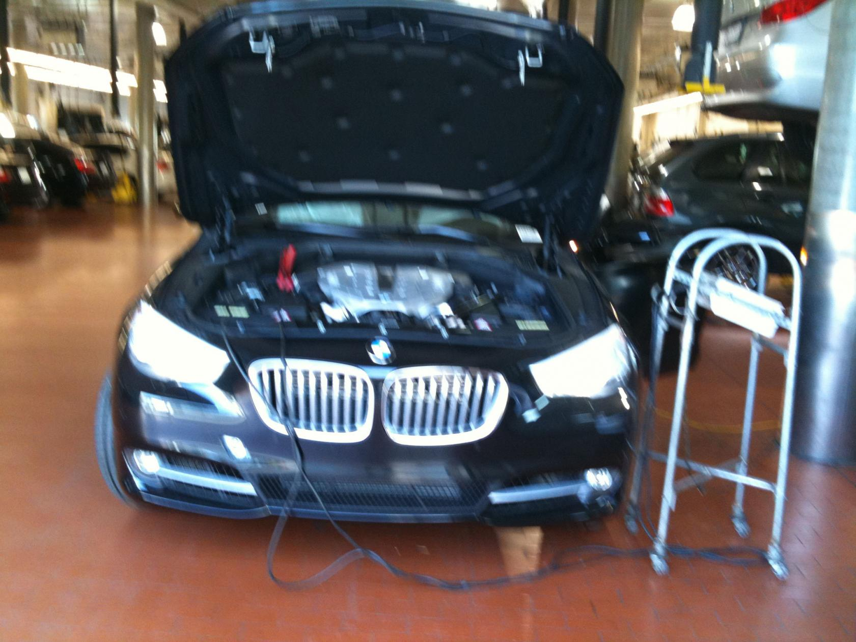 Introducing The New F 07 Bmw 550igt