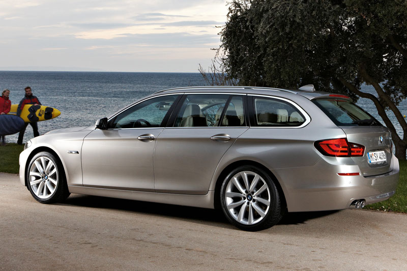 Bmw 5 Series Touring F11 Official Wallpapers Video And Press