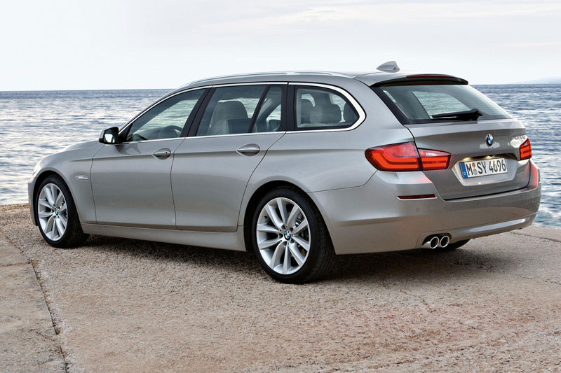 Bmw 5 Series Touring F11 Official Wallpapers Video And