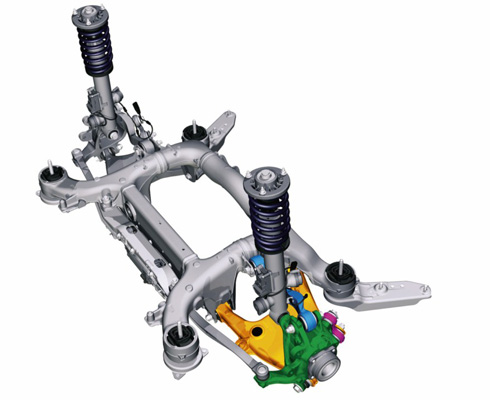 Why Is The F10 5 Series Suspension So Great Explanation