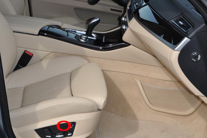Does Multi Contour Comfort Seats 2010 2011 Bmw 5 Series Forum F10