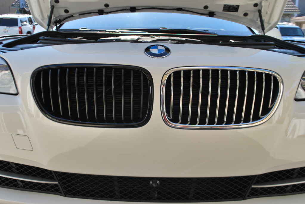 Diy Bmw Performance Black F10 Grille Install Amp Removing