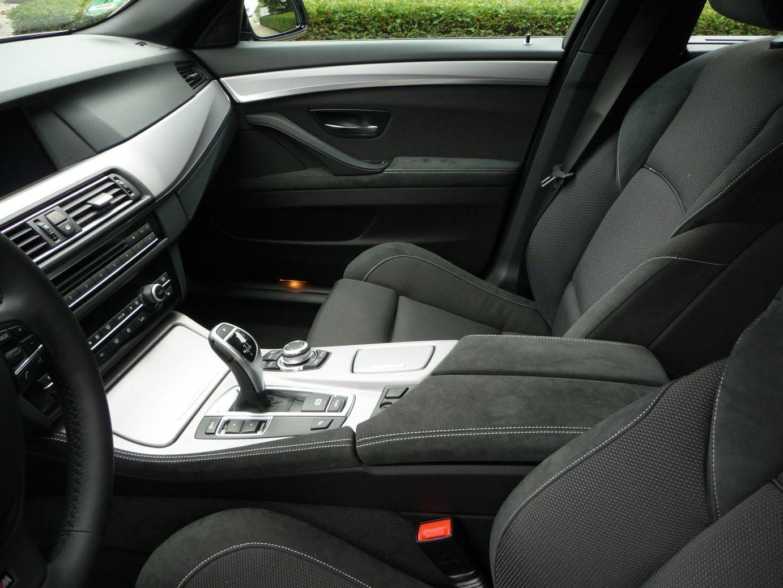 F10 5 Series Sedan M Sport Package Revealed Available September 2010 2010 2011 Bmw 5 Series Forum F10