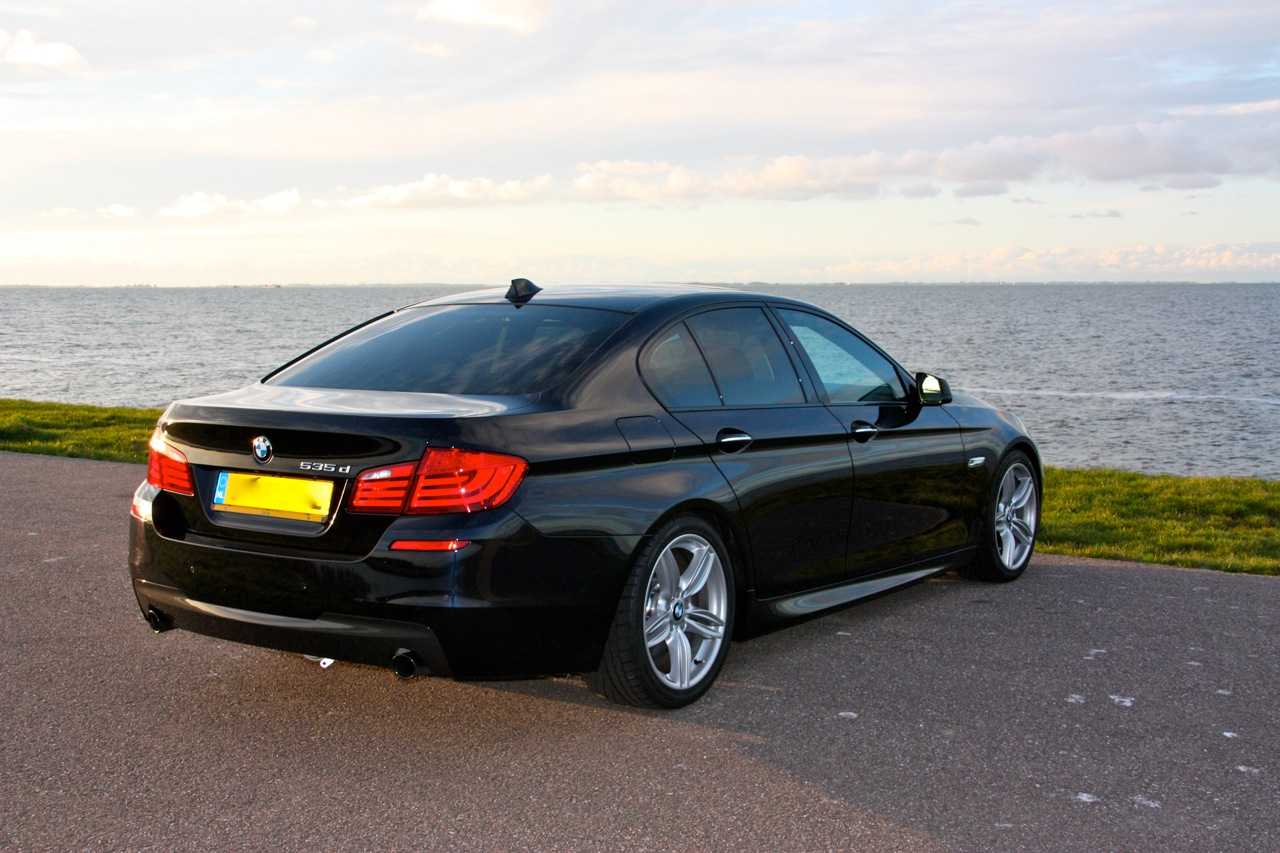 my carbon black 535d m sport diesel beast. Black Bedroom Furniture Sets. Home Design Ideas