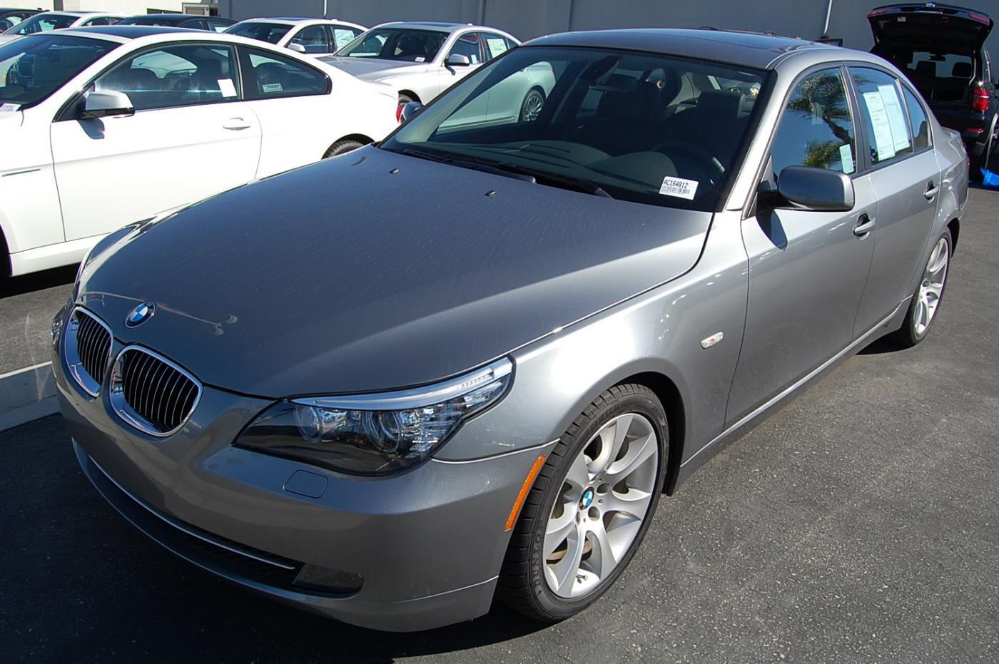 Brand New BMW I - 2010 bmw 535i