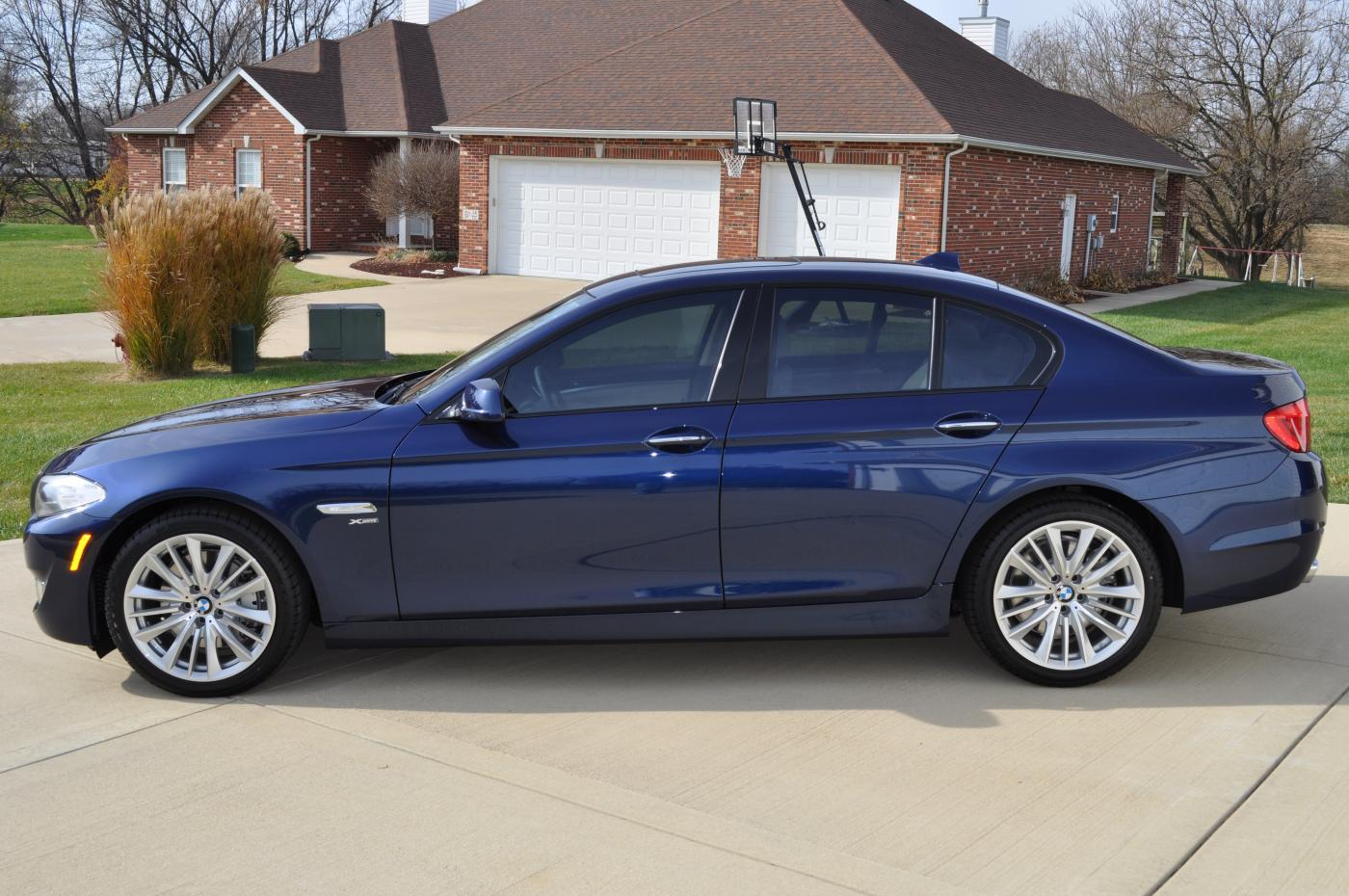 Finally Able To Load Pics Of My Deep Sea Blue F10