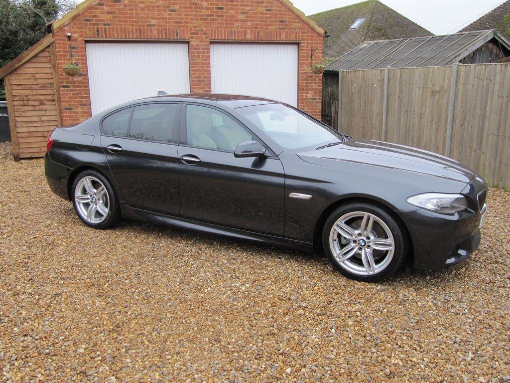 520d M Sport Sophisto Grey Pictures At Last