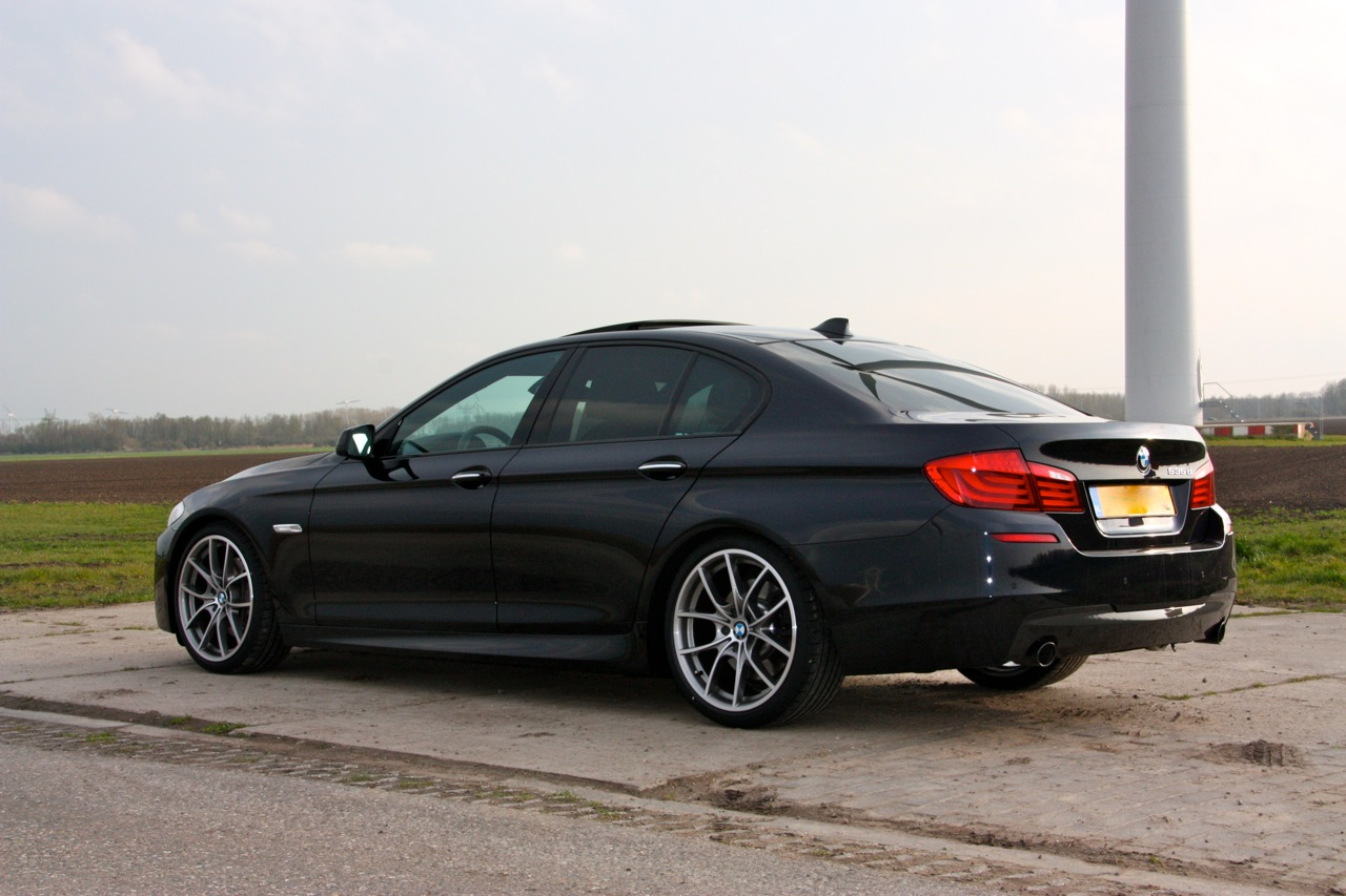 My Carbon Black 535d M On 356 20 Quot