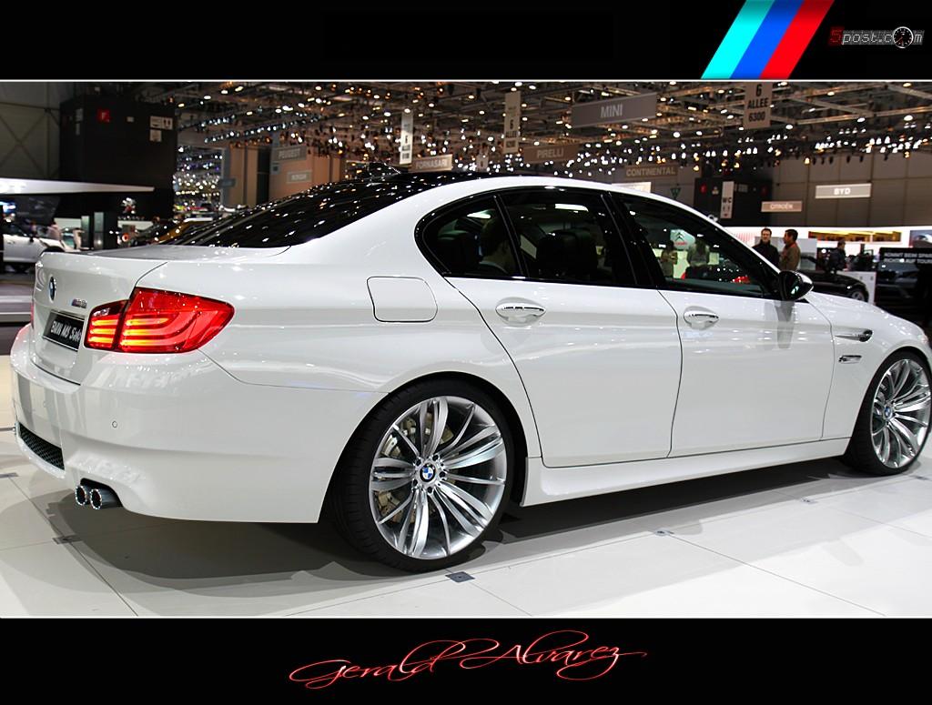 2012 bmw m5 wheels