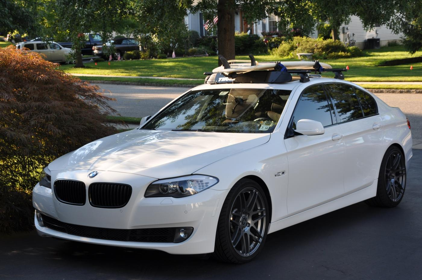 Roof Rack Needed For F10 Page 2