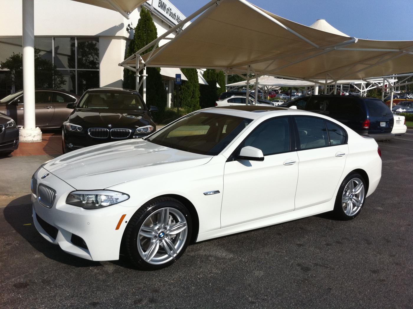 Fs 19 Oem 351m Off From 2011 535i M Sport With Tires