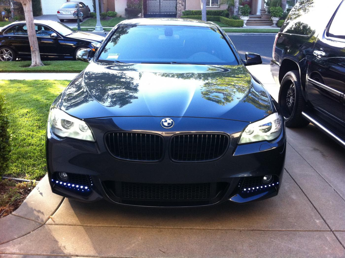 Blacked Out I - 2011 bmw 535 xi