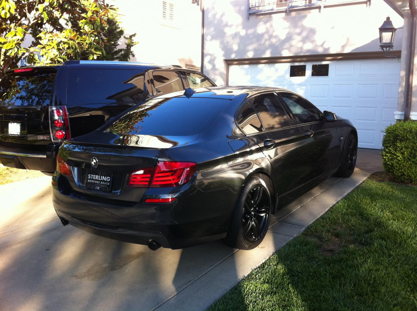 Blacked Out 535i