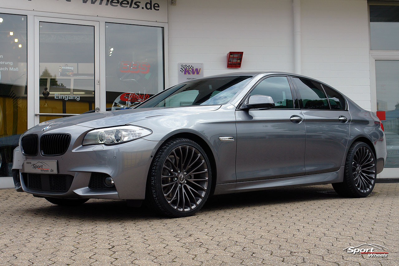 F10 520d Space Grey With 20 Quot Breyton
