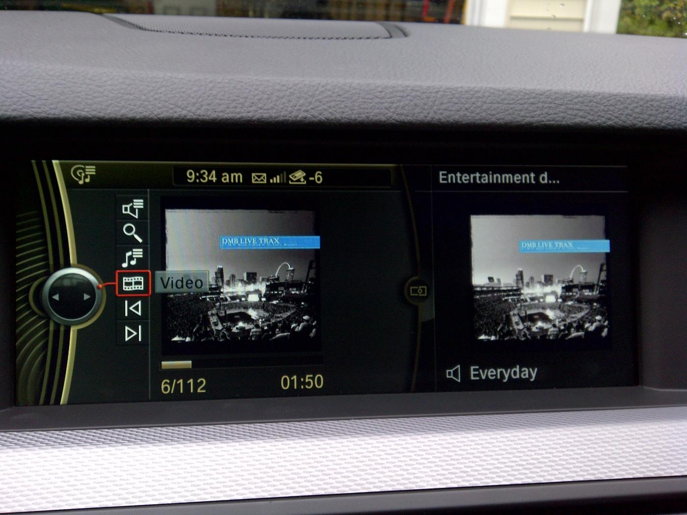 F10 6NR BMW APPS Retrofit by Patrys - Post September Build Complete