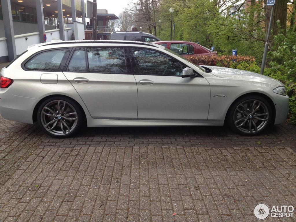 First M550d Xdrive Touring In The Wild