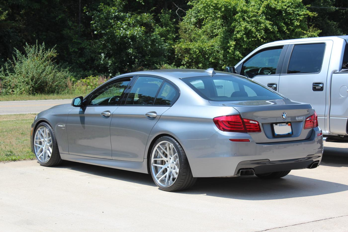 """550xi with 20"""" forged 1 wheels"""