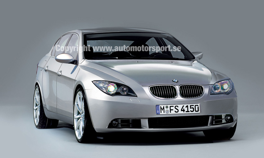 2010 5 series (F10) bumper design revealed! - 2010 2011 BMW 5 Series Forum