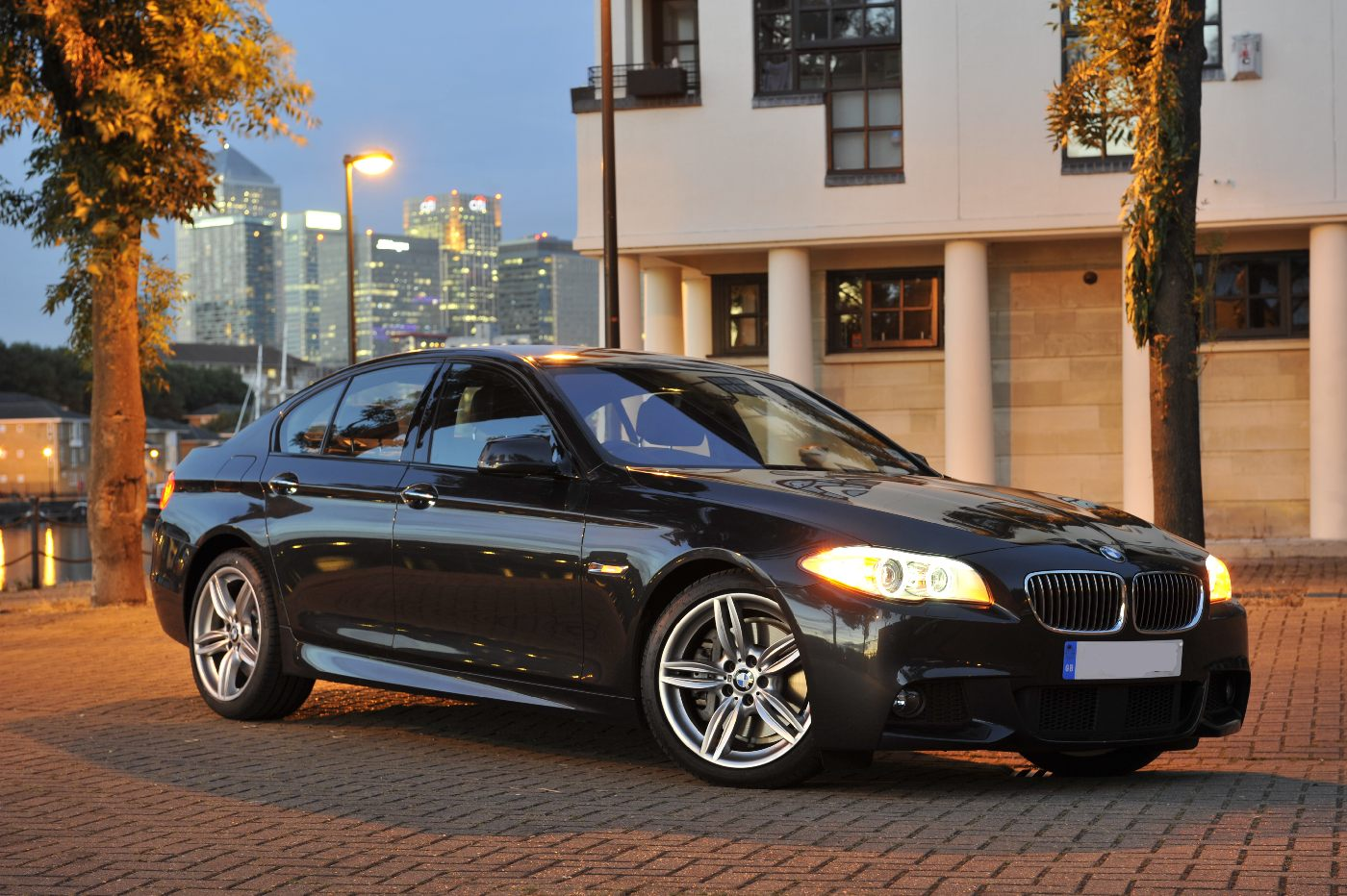 Thought I D Post Up Another Picture My 530d Msport