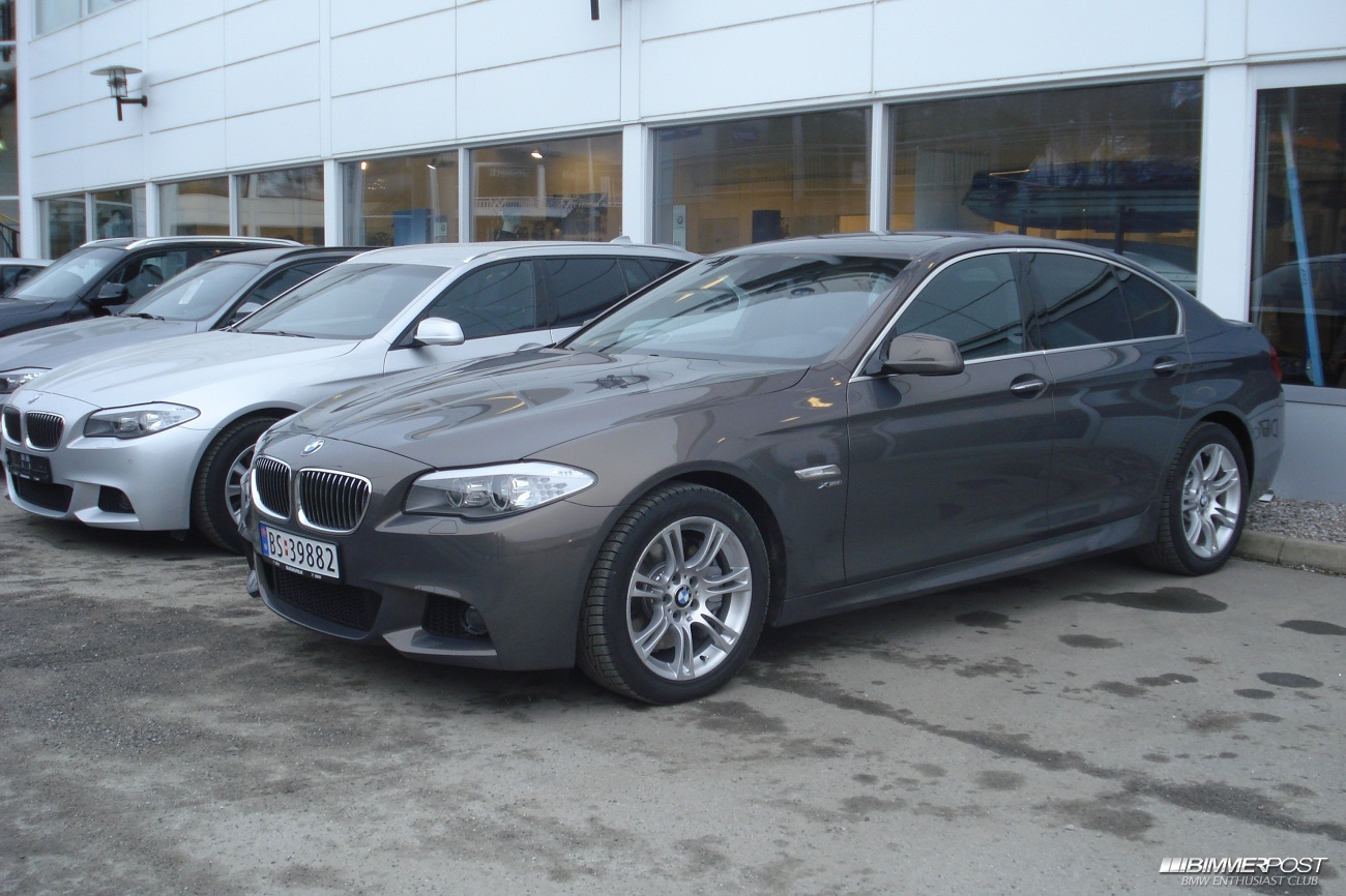Advice On Winters For 2012 535xi With M