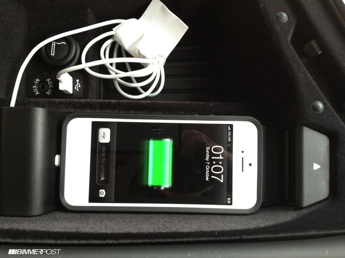 New Iphone 5 Cradle Self Made Diy
