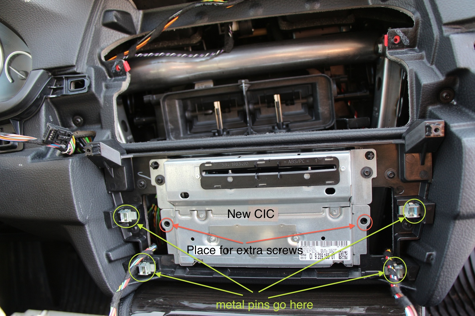 Retrofitting Navigation on my F10 - 2010 2011 BMW 5 Series