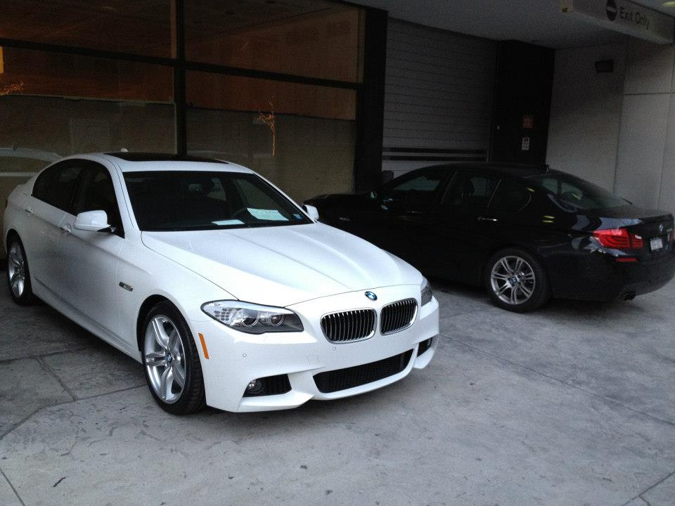 Got rid of the 2012 528i for 2013 535i M-Sport: Pics & Review