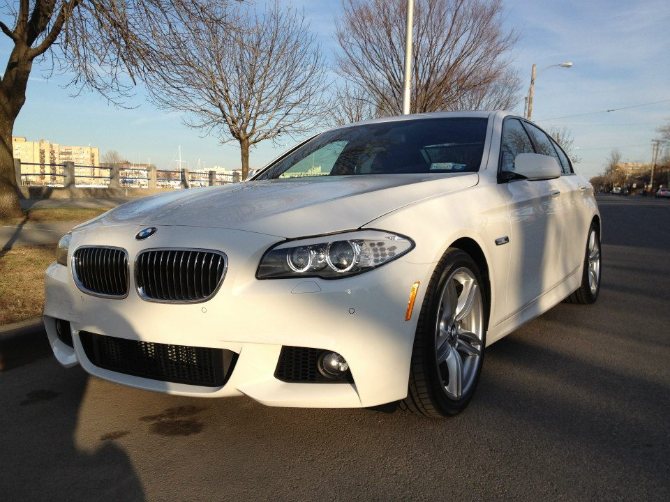 Got Rid Of The 2012 528i For 2013 535i M Sport Pics Review