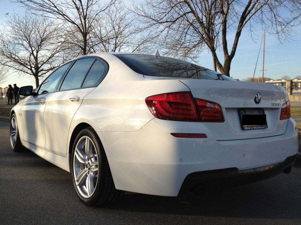 Got Rid Of The I For I MSport Pics Review - Bmw 535i m package