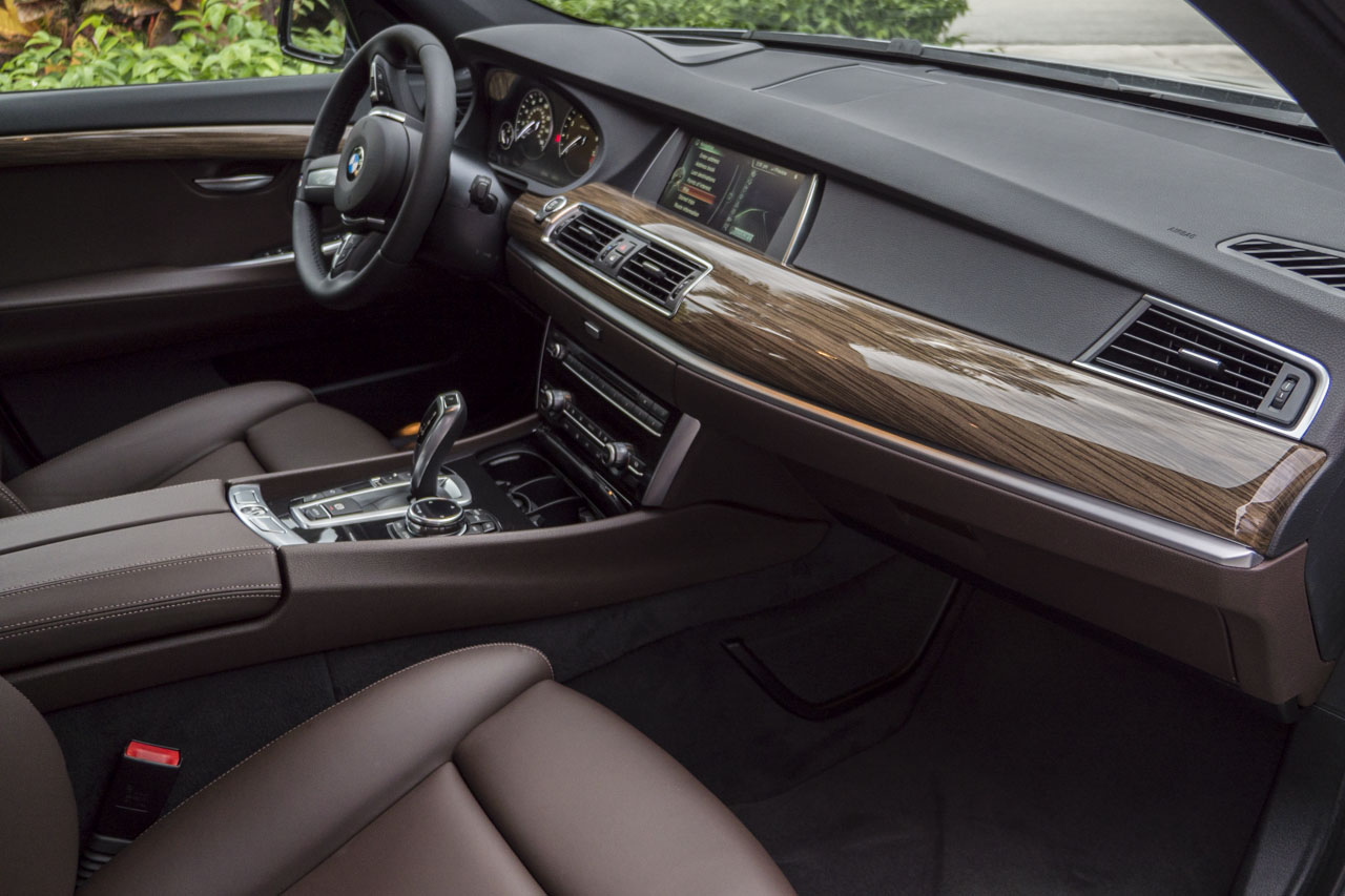 Official The 2014 Bmw 5 Series Lci Facelift Photos And