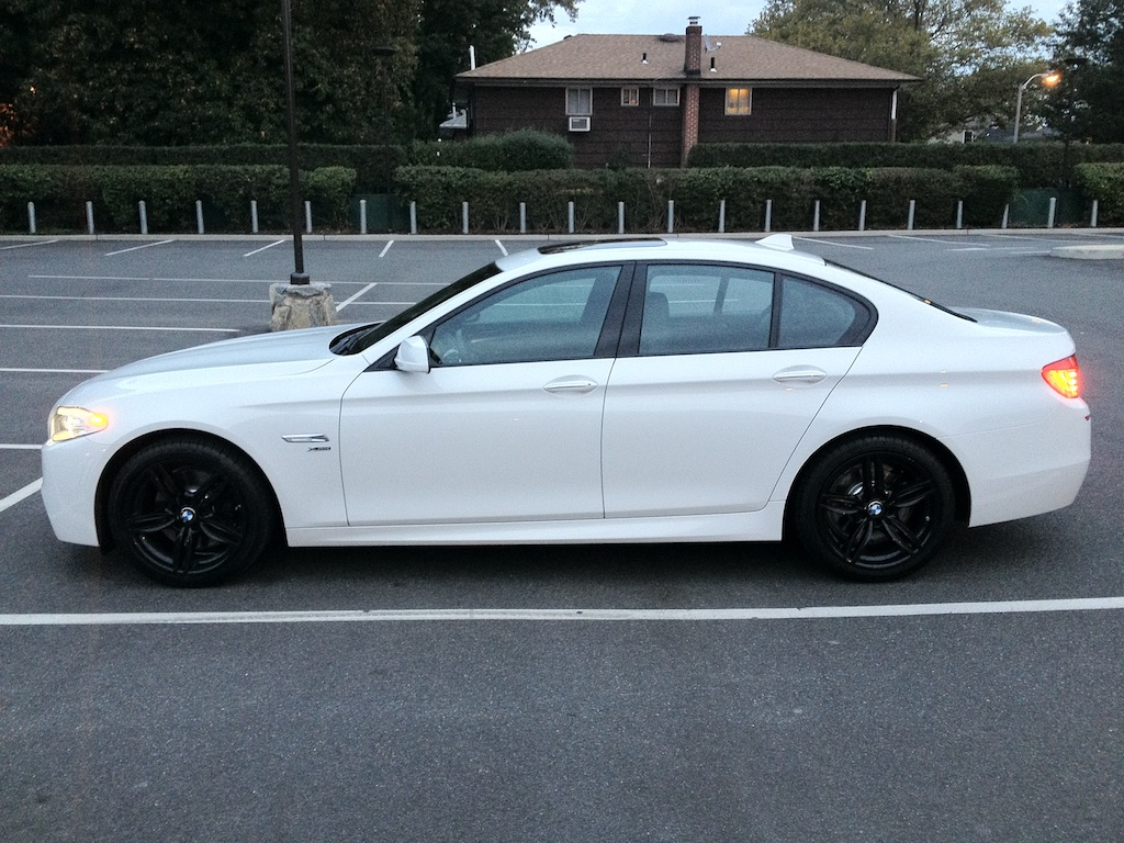 feeler 2012 bmw 535i xdrive m sport. Black Bedroom Furniture Sets. Home Design Ideas