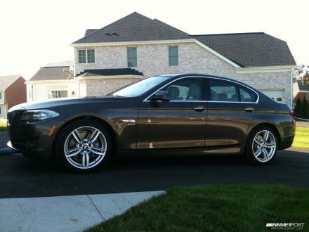 Mdks BMW I XDrive BIMMERPOST Garage - 2011 bmw 535 xi