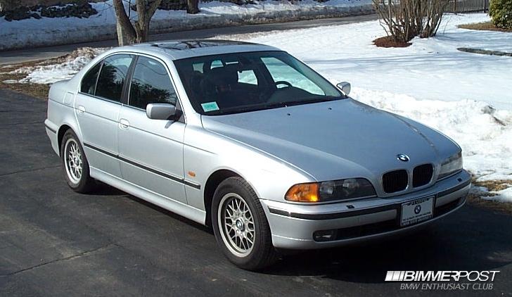 Hoss Ny S 2000 Bmw E39 528i Bimmerpost Garage