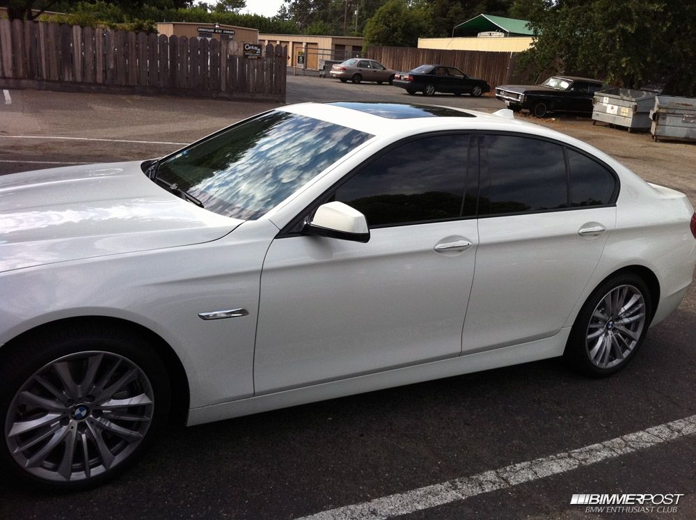 Kjeez S 2011 Bmw 550i Bimmerpost Garage