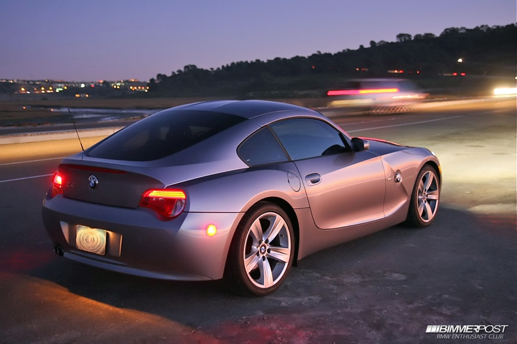 Gripster S 2007 Bmw Z4 3 0si Coupe Sold Bimmerpost Garage