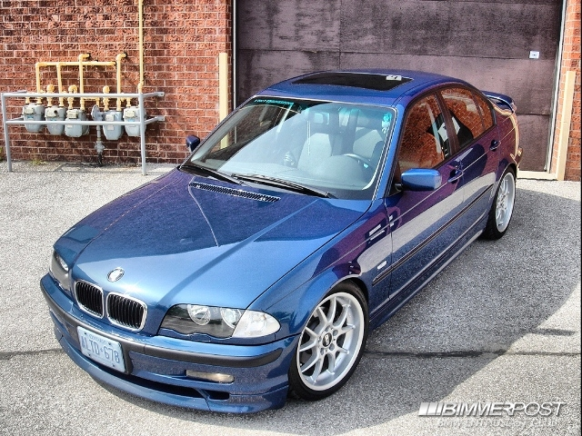 Jwkc S 2001 Bmw E46 Sedan Bimmerpost Garage