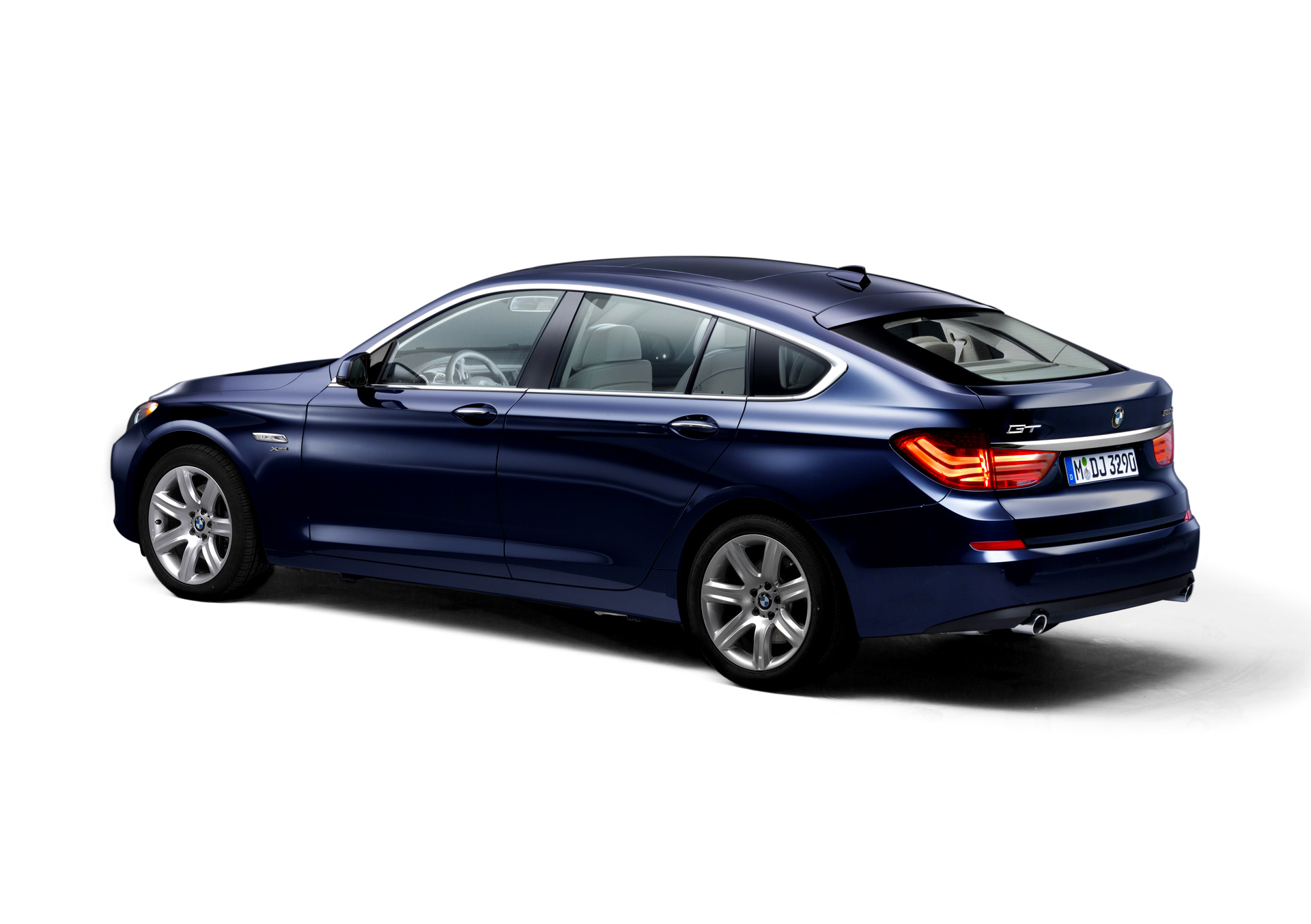 BMW xDrive on All Engine Variants of the BMW 5 Series Gran Turismo ...