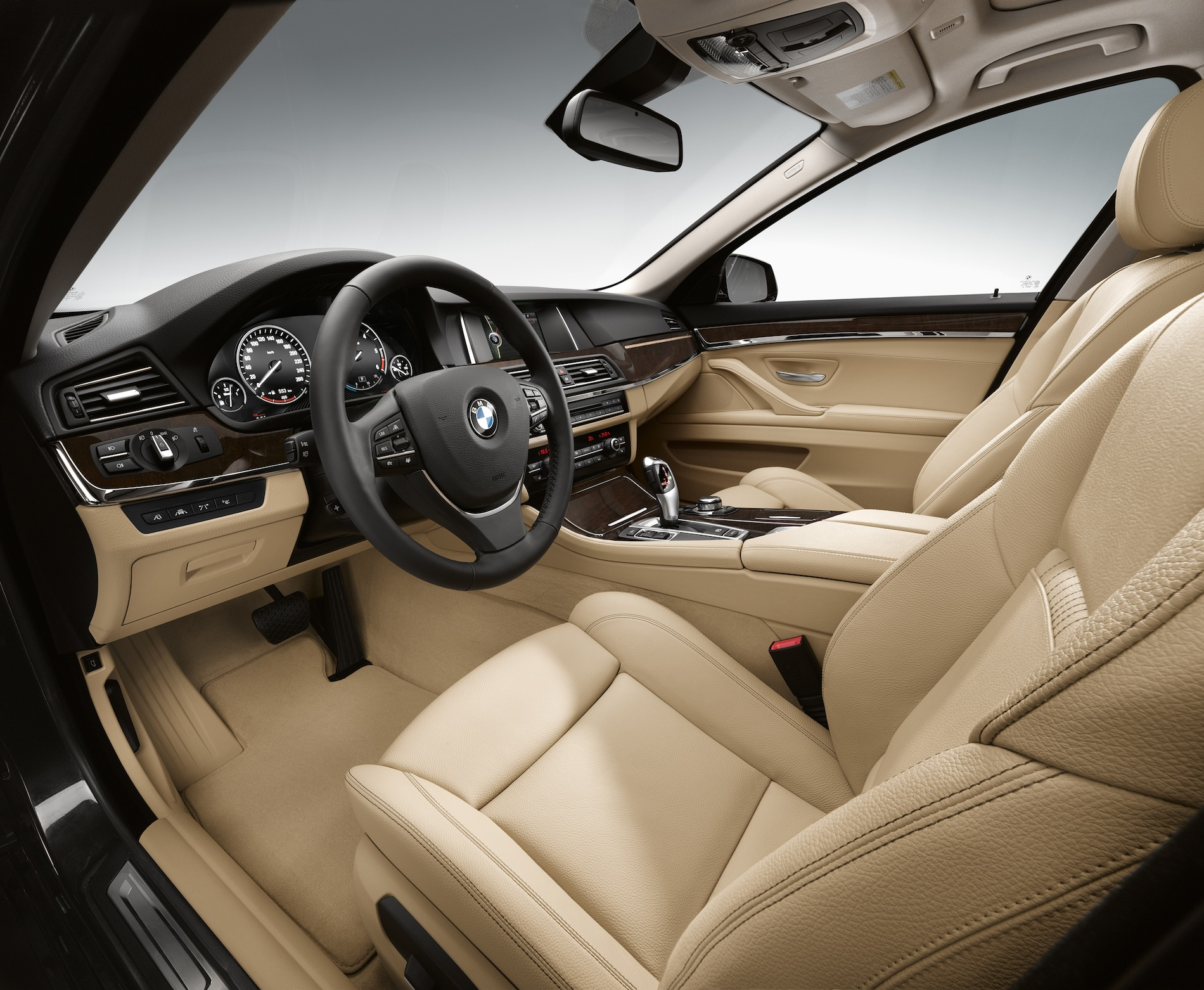 F10 BMW interior
