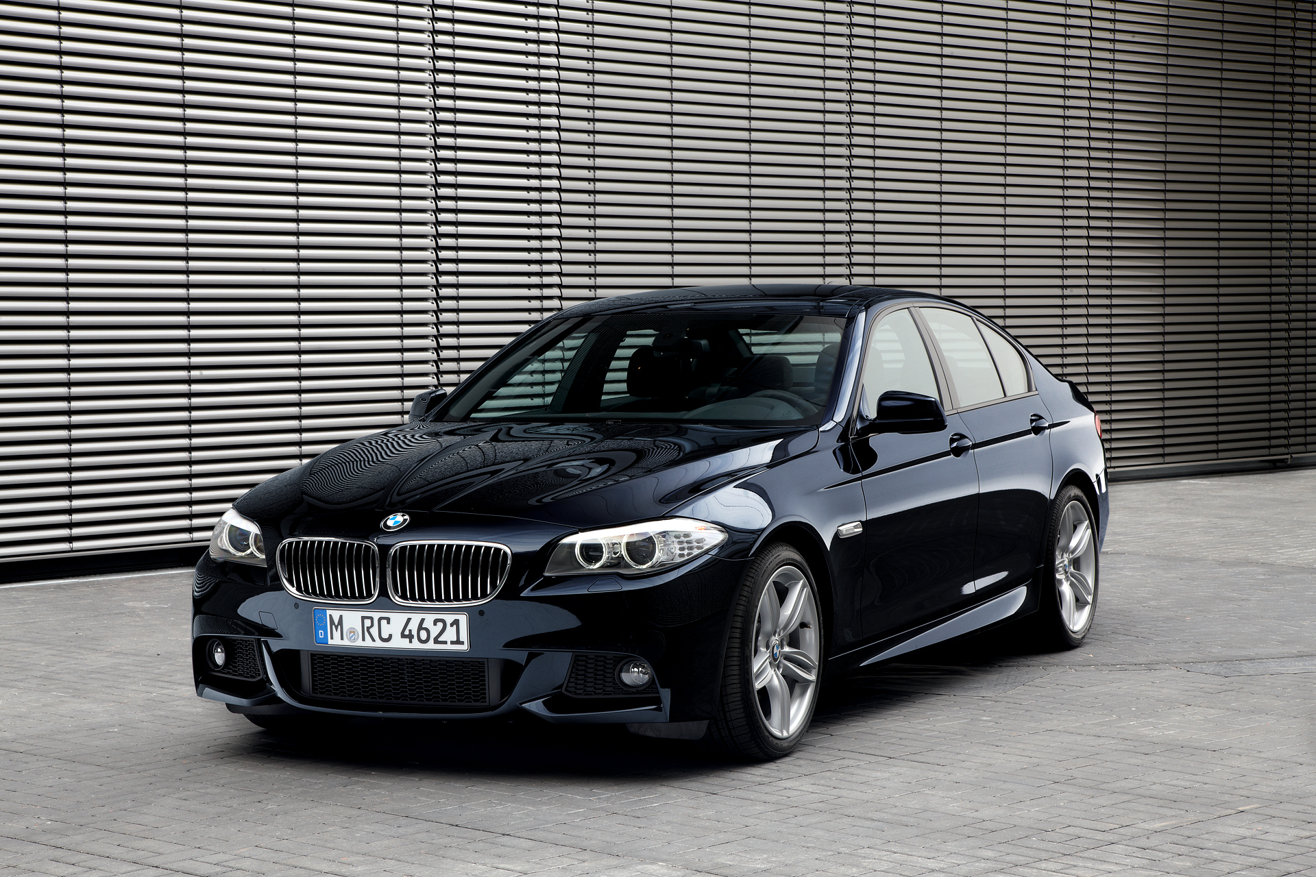 M Sport 2010 Bmw 5 Series Revealed Scoobynet Com